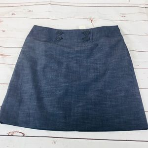 LOFT Skirts - NWT Ann Taylor Loft A-Line Skirt. Size 8